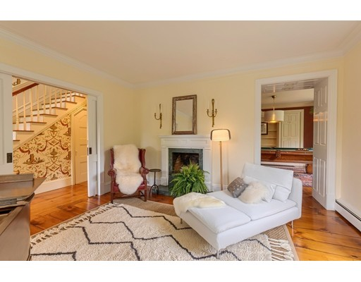 Picture 4 of 44 Barretts Mill Rd  Concord Ma 5 Bedroom Single Family