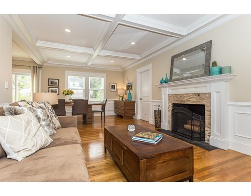 Picture 5 of 14 Brookside Ave  Winchester Ma 4 Bedroom Single Family