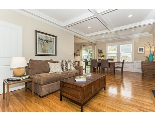 Picture 6 of 14 Brookside Ave  Winchester Ma 4 Bedroom Single Family