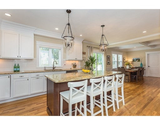 Picture 12 of 14 Brookside Ave  Winchester Ma 4 Bedroom Single Family