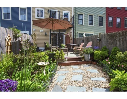 Picture 6 of 32 Russell St  Boston Ma 3 Bedroom Single Family