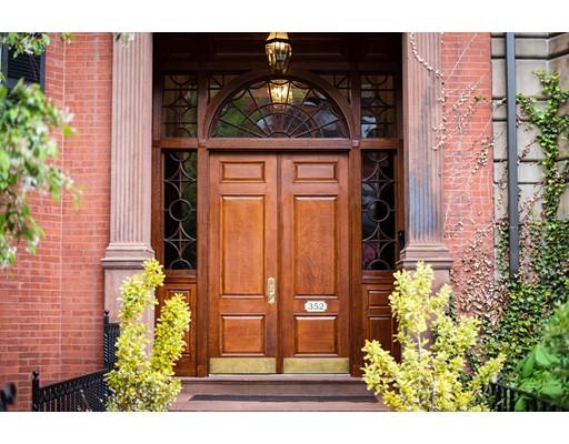 Picture 1 of 352 Beacon St Unit 5 Boston Ma  2 Bedroom Condo#