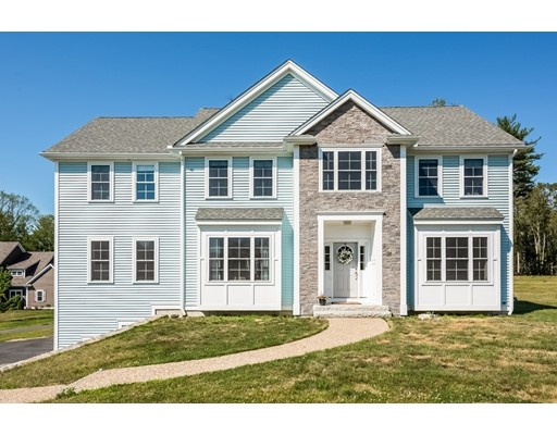 Picture 1 of 1 Grapevine Cir  Georgetown Ma  4 Bedroom Single Family