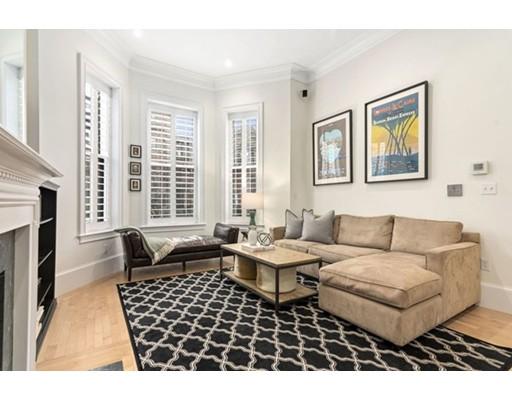 Picture 2 of 349 Marlborough St Unit 2 Boston Ma 2 Bedroom Condo