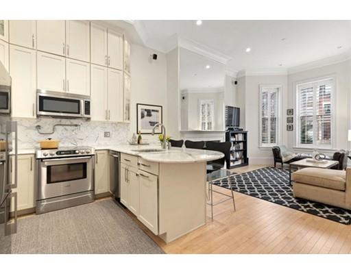 Picture 3 of 349 Marlborough St Unit 2 Boston Ma 2 Bedroom Condo