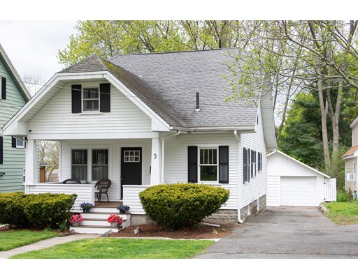 Picture 7 of 5 Bradstreet Ave  Danvers Ma 3 Bedroom Single Family