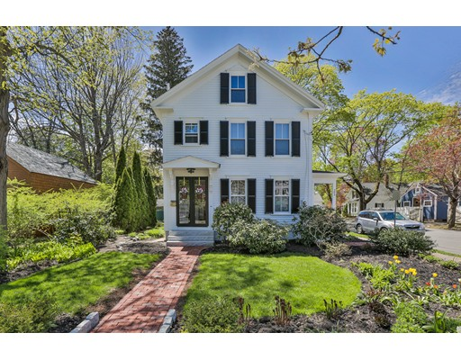Picture 3 of 303 High St  Newburyport Ma 3 Bedroom Single Family