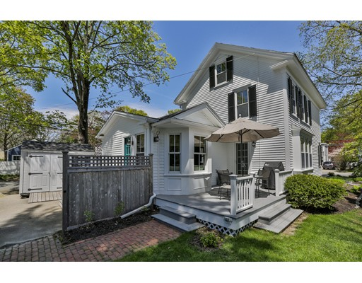 Picture 6 of 303 High St  Newburyport Ma 3 Bedroom Single Family