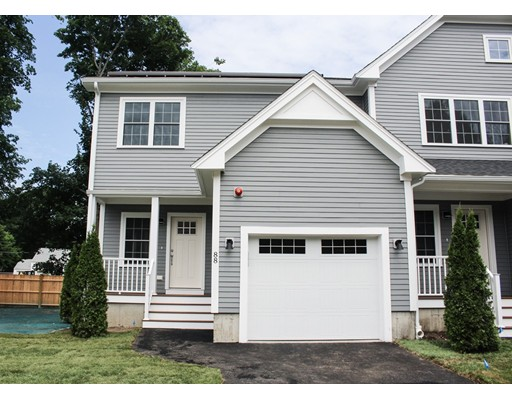 Picture 2 of 88 Green St Unit 88 Reading Ma 3 Bedroom Condo