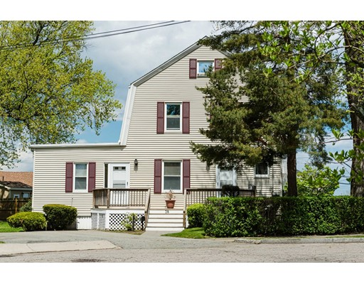 Picture 1 of 38 Warwick St  Quincy Ma  4 Bedroom Multi-family#