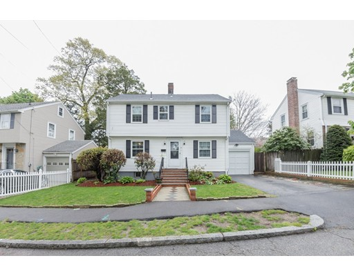 Brae Rd, Quincy, MA 02169