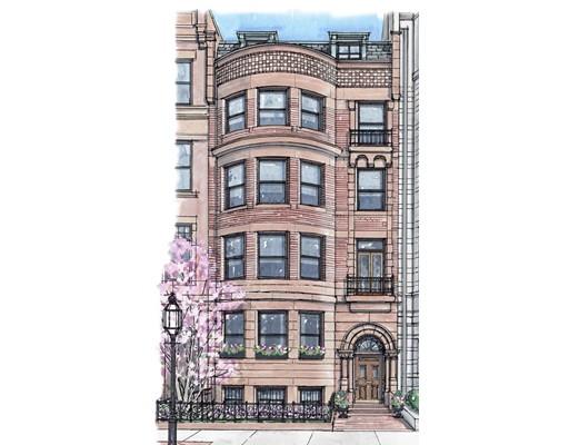 Commonwealth Ave, Boston, MA 02116