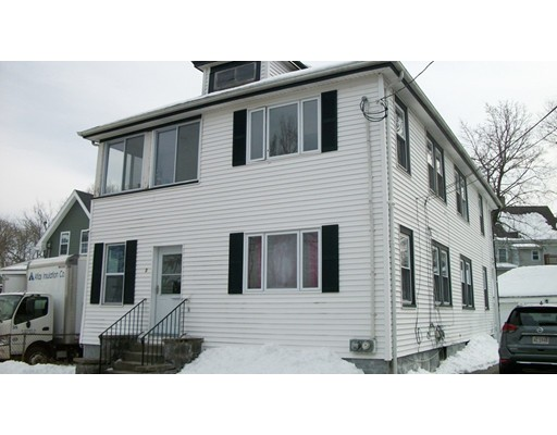 Picture 2 of 62 Town Hill St  Quincy Ma 4 Bedroom Multi-family