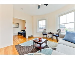 583 Massachusetts Avenue 4 is a similar property to 43 Westland Ave  Boston Ma