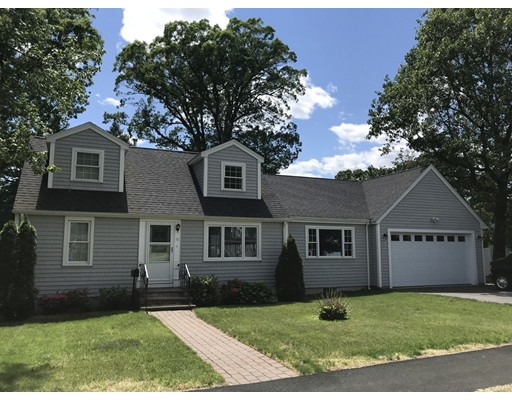 Picture 1 of 10 Manor Ave  Natick Ma  4 Bedroom Single Family#