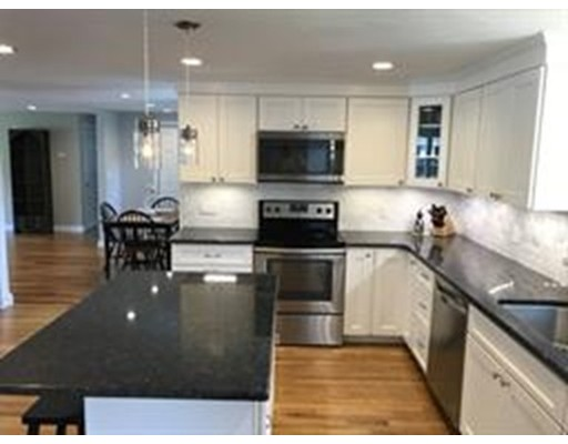 Picture 3 of 10 Manor Ave  Natick Ma 4 Bedroom Single Family