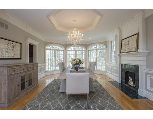 Picture 5 of 3 Whitehouse Ln  Weston Ma 7 Bedroom Single Family