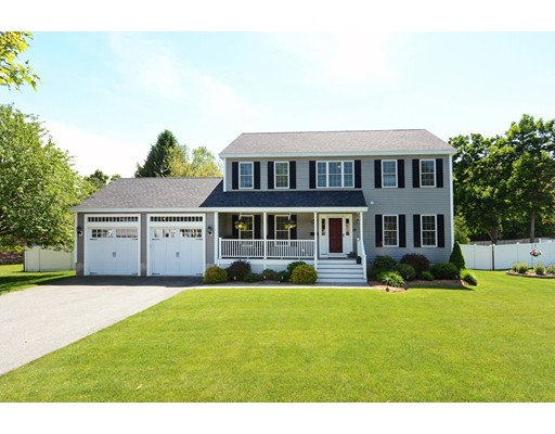 Picture 2 of 27 Intervale Ave  Peabody Ma 4 Bedroom Single Family