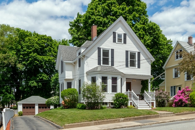 Picture 6 of 14 Columbus Ave  Beverly Ma 3 Bedroom Single Family
