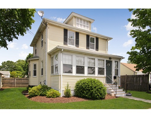 Picture 1 of 34 Ellis St  Quincy Ma  3 Bedroom Single Family#