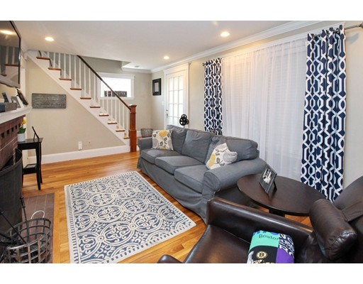 Picture 6 of 34 Ellis St  Quincy Ma 3 Bedroom Single Family