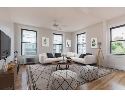 Picture 1 of 9 S Russell St Unit 5 Boston Ma  2 Bedroom Condo#