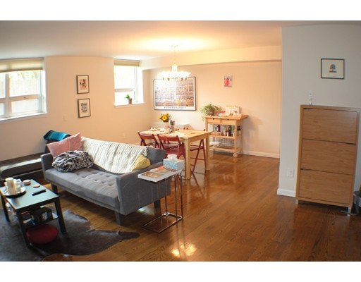 Picture 4 of 41 Park St Unit 107 Brookline Ma 2 Bedroom Condo