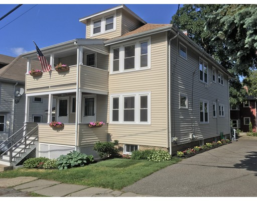 Picture 1 of 34-36 Jeanette Ave  Belmont Ma  4 Bedroom Multi-family