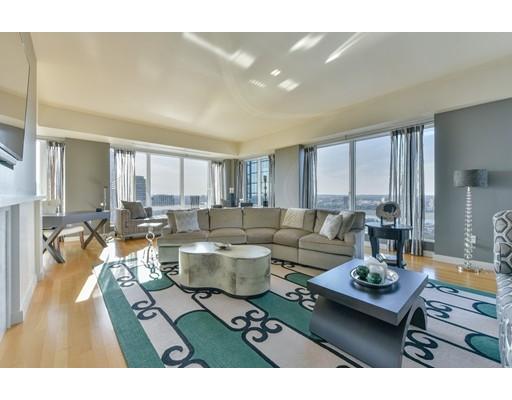 Picture 1 of 400 Stuart St Unit Ph2 Boston Ma  3 Bedroom Condo#