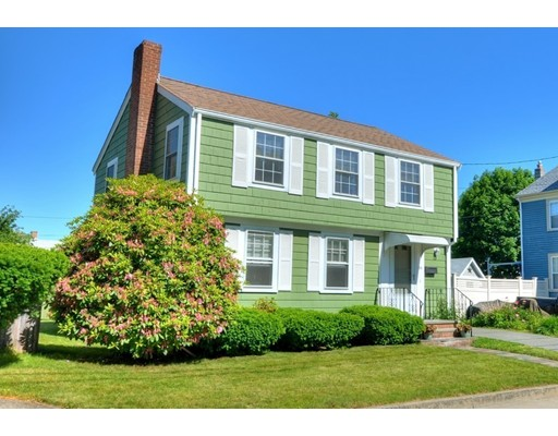 Picture 1 of 124 Davis St  Quincy Ma  3 Bedroom Single Family#