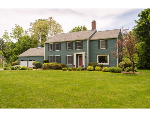 Picture 1 of 9 Dover Hill Rd  Topsfield Ma  4 Bedroom Single Family#