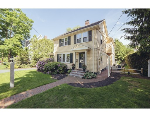 Picture 2 of 8 Rowland Ave  Lexington Ma 4 Bedroom Single Family