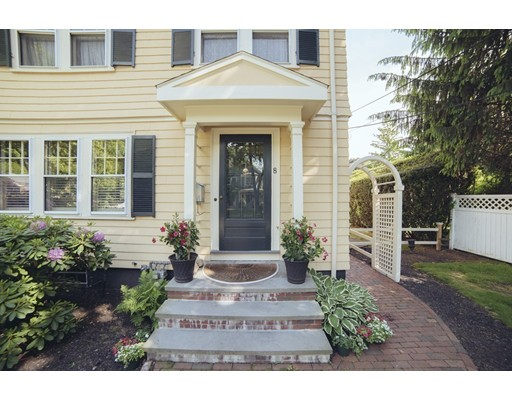 Picture 3 of 8 Rowland Ave  Lexington Ma 4 Bedroom Single Family