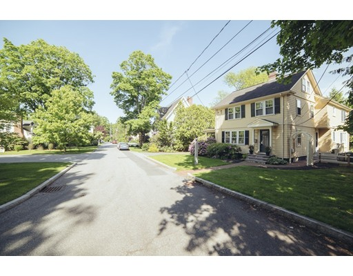 Picture 4 of 8 Rowland Ave  Lexington Ma 4 Bedroom Single Family