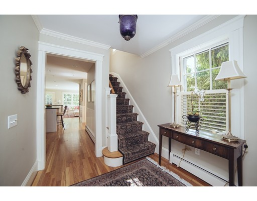 Picture 5 of 8 Rowland Ave  Lexington Ma 4 Bedroom Single Family