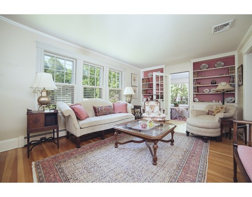 Picture 6 of 8 Rowland Ave  Lexington Ma 4 Bedroom Single Family