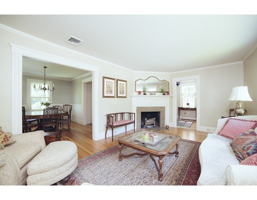 Picture 7 of 8 Rowland Ave  Lexington Ma 4 Bedroom Single Family