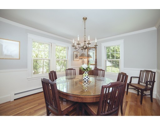 Picture 8 of 8 Rowland Ave  Lexington Ma 4 Bedroom Single Family