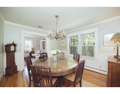 Picture 9 of 8 Rowland Ave  Lexington Ma 4 Bedroom Single Family