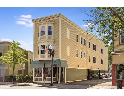 Picture 1 of 406 Main St Unit 6 Melrose Ma  2 Bedroom Condo#