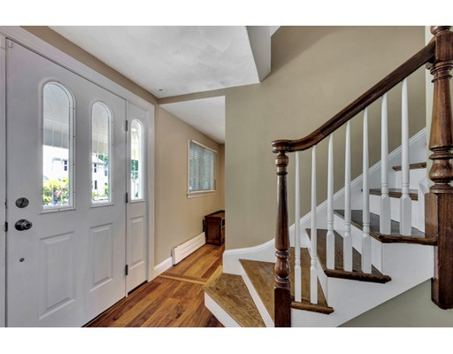 Picture 2 of 66 Newcastle Rd  Belmont Ma 3 Bedroom Single Family