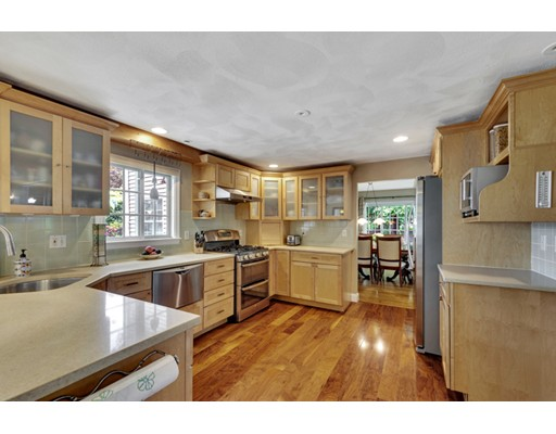 Picture 10 of 66 Newcastle Rd  Belmont Ma 3 Bedroom Single Family
