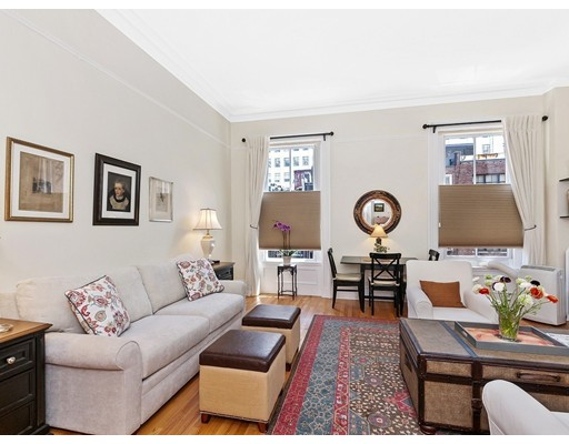 Picture 1 of 76 Commonwealth Ave Unit 8 Boston Ma  0 Bedroom Condo#