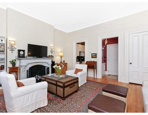 Picture 3 of 76 Commonwealth Ave Unit 8 Boston Ma 0 Bedroom Condo