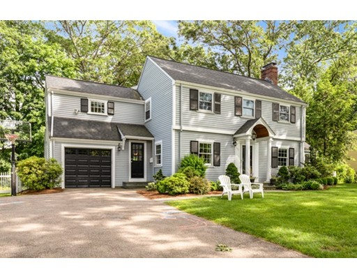 Picture 1 of 43 River Glen Rd  Wellesley Ma  4 Bedroom Single Family