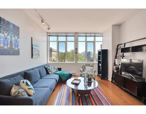 Picture 1 of 197 8th St Unit 309 Boston Ma  1 Bedroom Condo#