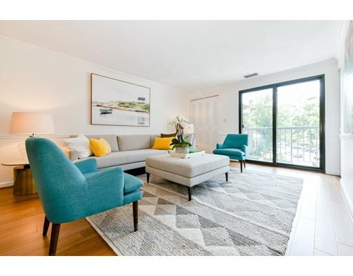 Picture 3 of 1600 Massachusetts Ave Unit 302 Cambridge Ma 2 Bedroom Condo