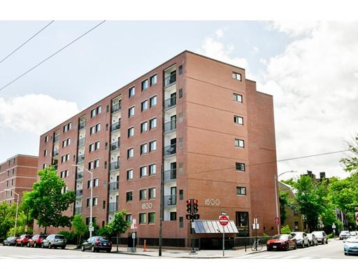Picture 12 of 1600 Massachusetts Ave Unit 302 Cambridge Ma 2 Bedroom Condo