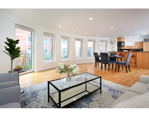 Picture 1 of 492 Beacon St Unit S Th Boston Ma  3 Bedroom Condo#
