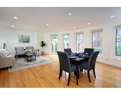 Picture 2 of 492 Beacon St Unit S Th Boston Ma 3 Bedroom Condo